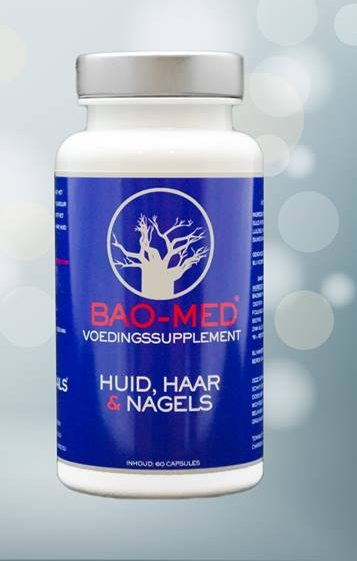 BAO MED Voedingssupplement 60 capsules