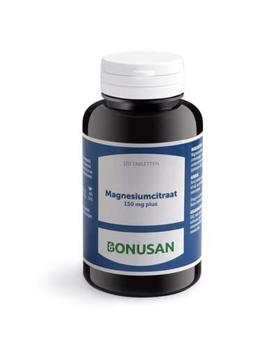 Magnesiumcitraat 150MG Plus